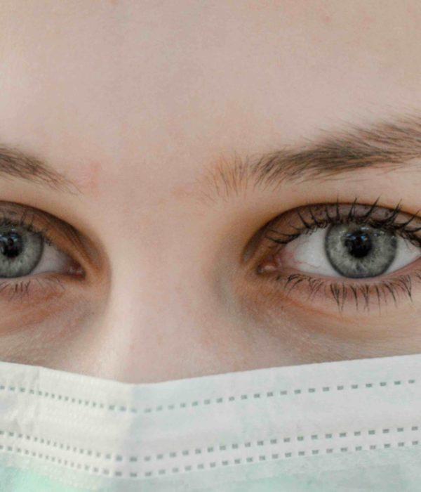 masque coronavirus lavage