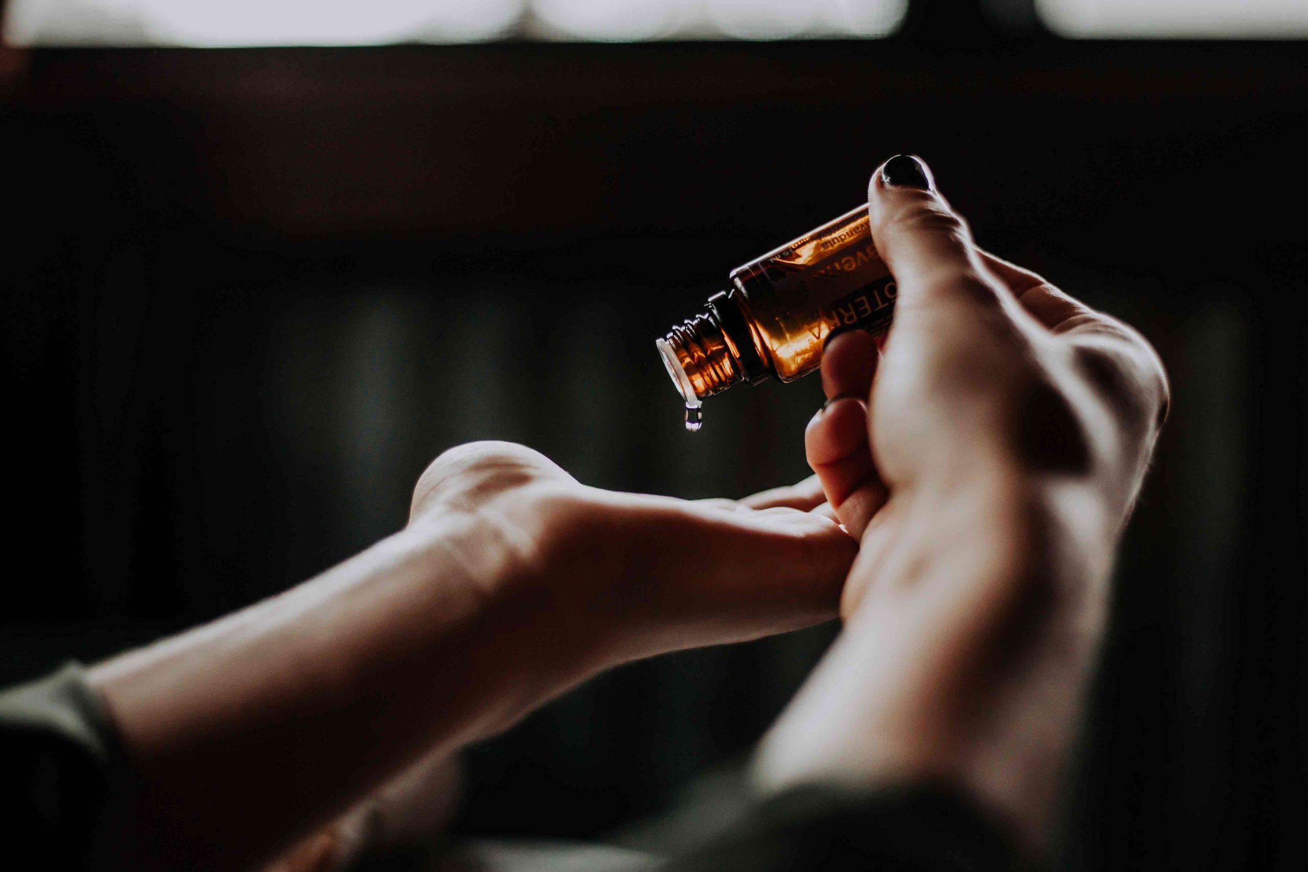 huile essentielle piqure de moustique