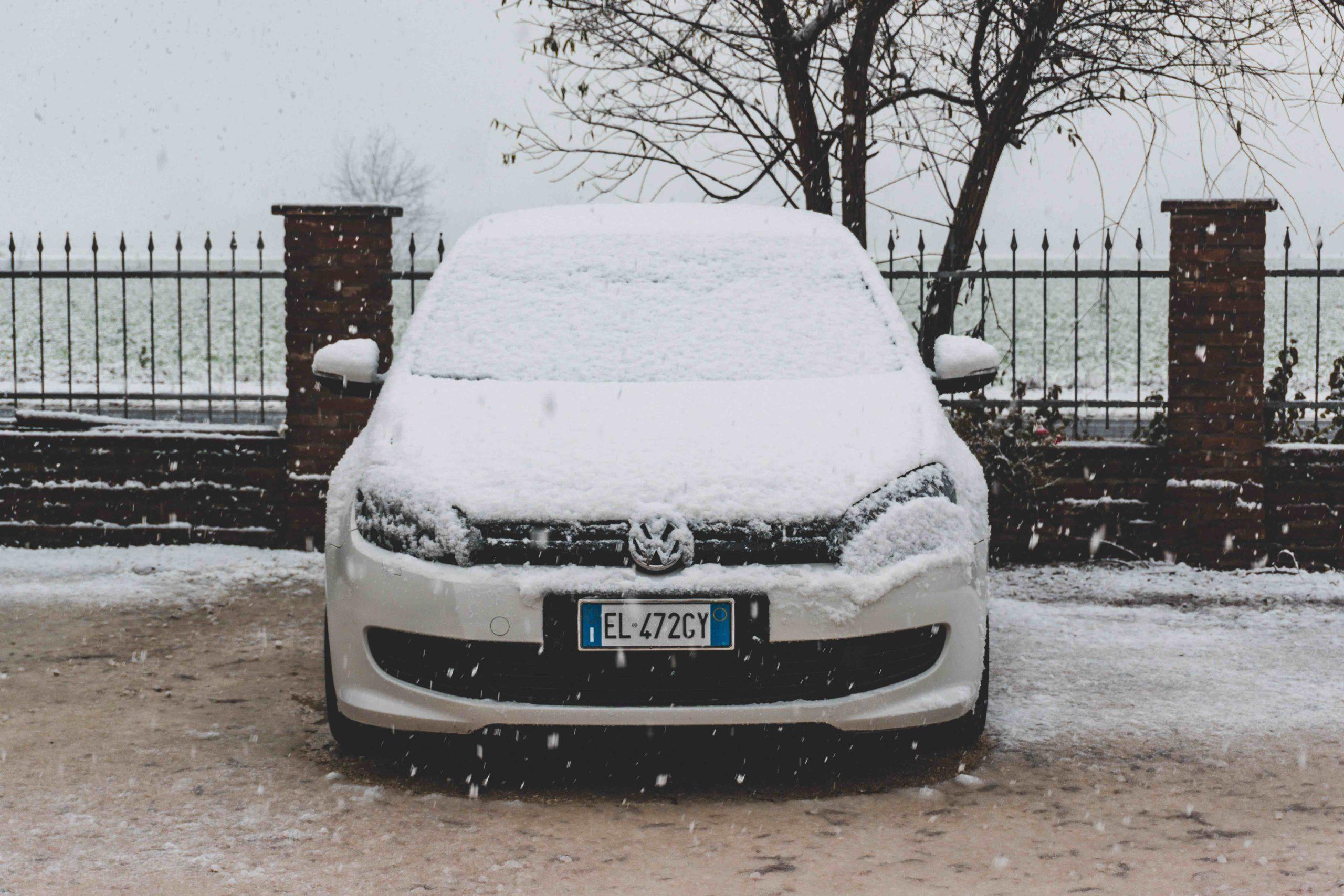 voiture neige sécurité